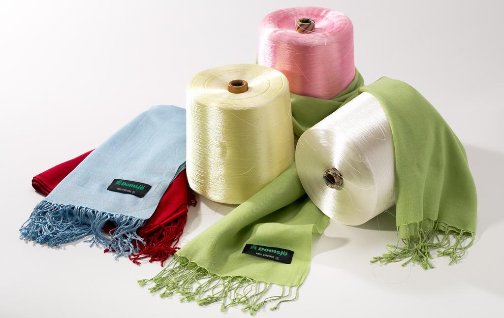 Ny finsk teknolog fjerner kemikalieforbruget i fremstillingsprocessen af viskose (træfibre til tekstiler).