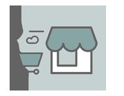 Engros- og detailhandel bidrager med 8,2 mia. kr. i BNP-bidrag og har 6.400 beskæftigede.